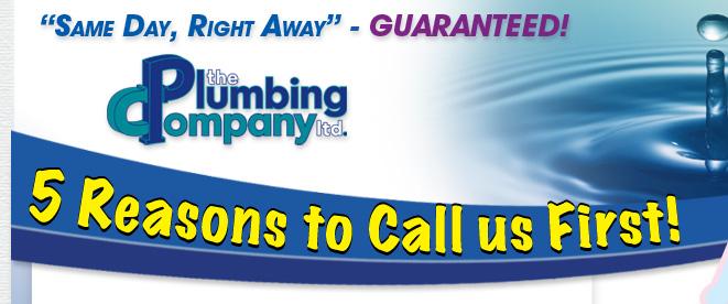 The Plumbing Company - Edmonton and area - plumbers for all plumbing